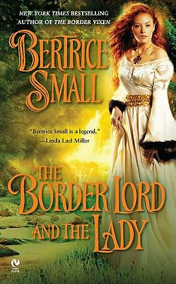 The Border Lord and the Lady Cover
