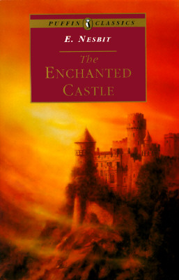 The Enchanted Castle (Puffin Classics) Cover Image