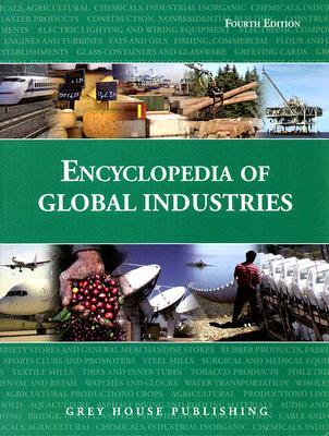 Cover for Encyclopedia of Global Industries