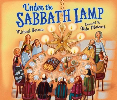 Under the Sabbath Lamp Cover Image