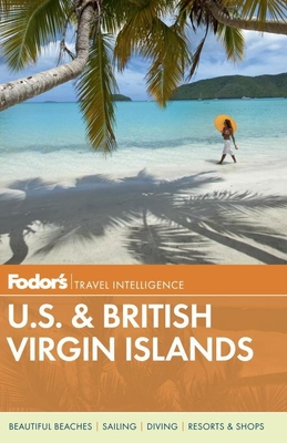 Fodor's U.S. & British Virgin Islands Cover