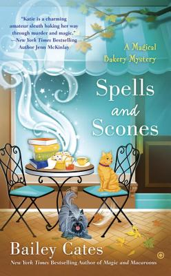 Spells and Scones Cover