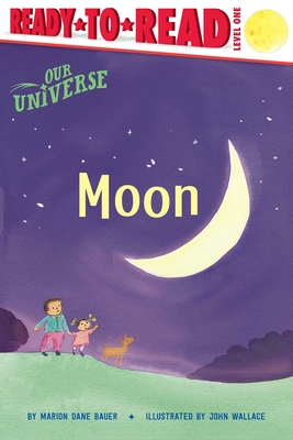 Moon: Ready-to-Read Level 1 (Our Universe) Cover Image