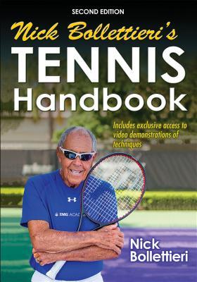 Nick Bollettieri's Tennis Handbook Cover Image