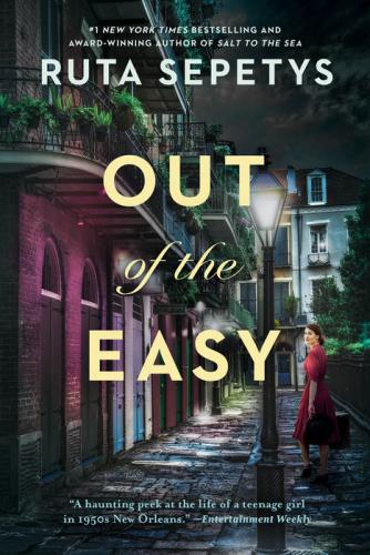 Out of the Easy Cover Image