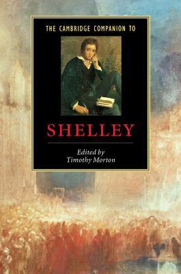 The Cambridge Companion to Shelley Cover