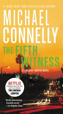 The Fifth Witness (A Lincoln Lawyer Novel #4) Cover Image