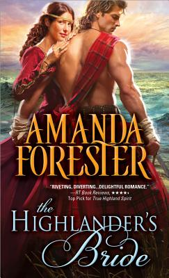 The Highlander's Bride Cover