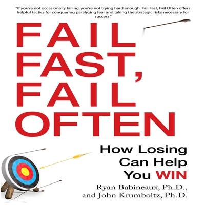 Cover for Fail Fast, Fail Often Lib/E