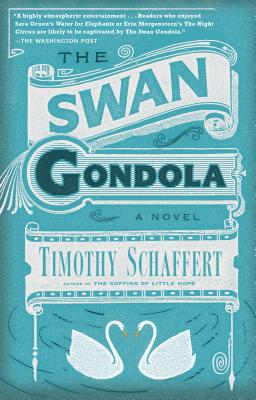 The Swan Gondola: A Novel Cover Image