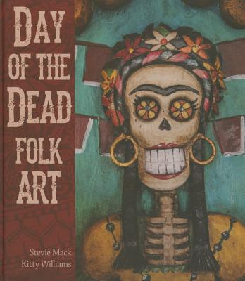 Day of the Dead Folk Art Cover Image