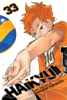 Haikyu!!, Vol. 33 Cover Image