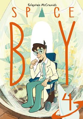 Stephen McCranie's Space Boy Volume 4 Cover Image