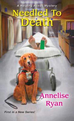 Cover for Needled to Death (A Helping Hands Mystery #1)