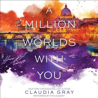 A Million Worlds with You Lib/E (Firebird #3) Cover Image