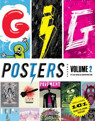Gig Posters, Volume 2 Cover