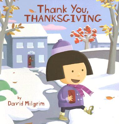Thank You, Thanksgiving Cover