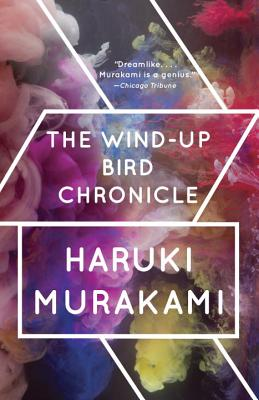 The Wind-Up Bird Chronicle: A Novel (Vintage International) cover