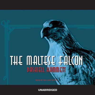 The Maltese Falcon Lib/E Cover Image