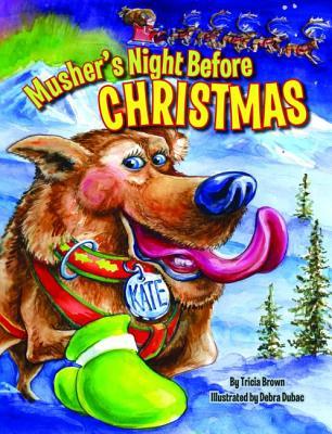 Musher's Night Before Christmas Cover