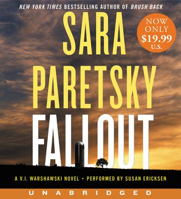 Fallout Low Price CD: A V.I. Warshawski Novel Cover Image