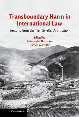 Cover for Transboundary Harm in International Law