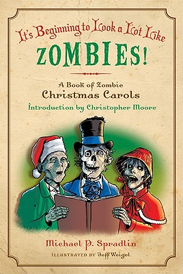 It's Beginning to Look a Lot Like Zombies Cover