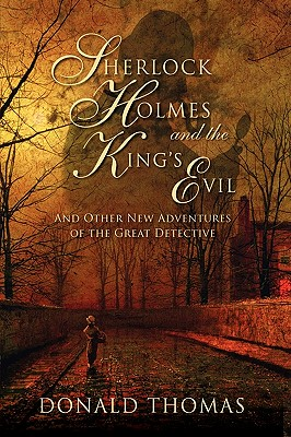 Sherlock Holmes and the King's Evil Cover
