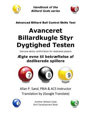 Avanceret Billardkugle Styr Dygtighed Testen: Ægte Evne Til Bekræftelse AF Dedikerede Spillere Cover Image