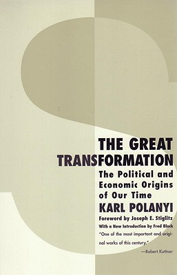 Cover for The Great Transformation