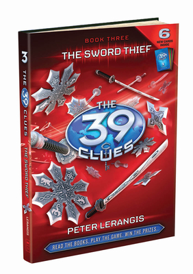 The Sword Thief Cover