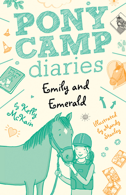 Emily and Emerald (Pony Camp Diaries) Cover Image