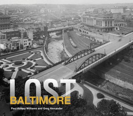 Lost Baltimore Cover Image
