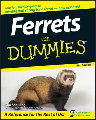 Ferrets for Dummies Cover Image