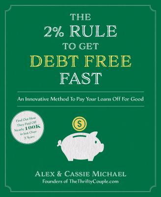 The 2% Rule to Get Debt Free Fast Cover