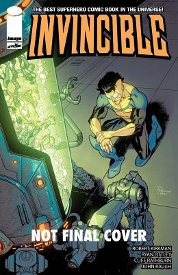 Cover for Invincible Volume 20