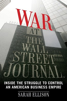 War at the Wall Street Journal Cover