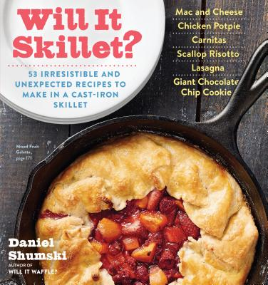 Will It Skillet? Cover