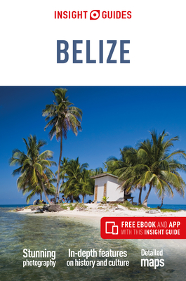 Insight Guides Belize (Travel Guide with Free Ebook) Cover Image