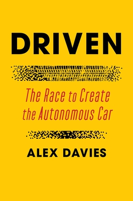 Driven: The Race to Create the Autonomous Car Cover Image