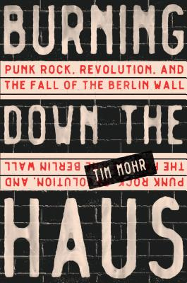 Cover for Burning Down the Haus
