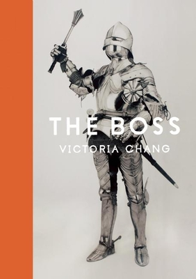 The Boss (McSweeney's Poetry) Cover Image