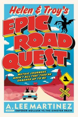 Helen and Troy's Epic Road Quest Cover Image