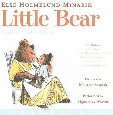 Little Bear CD Audio Collection: Little Bear, Father Bear Comes Home, Little Bear's Friend, Little Bear's Visit, A Kiss for Little Bear Cover Image
