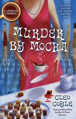 Murder by Mocha Cover