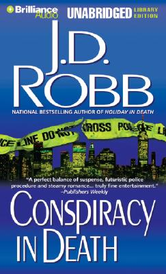 Conspiracy in Death Cover Image