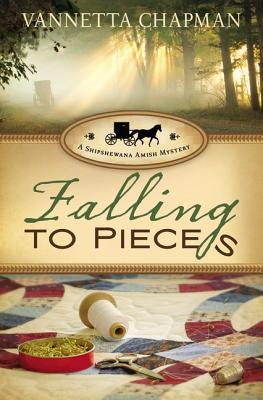 Falling to Pieces (Shipshewana Amish Mysteries) Cover Image