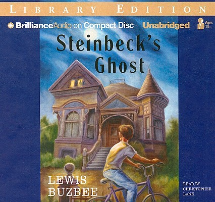 Steinbeck's Ghost cover