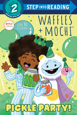 Pickle Party! (Waffles + Mochi) (Step into Reading) Cover Image