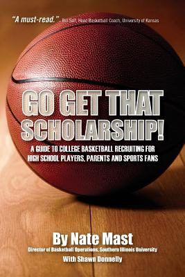 Go Get That Scholarship! Cover